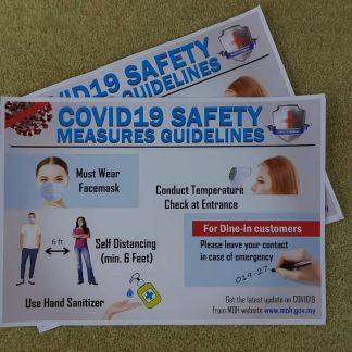 COVID19 Design A